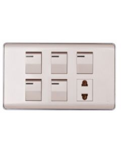 5-switch-+-1-socket-pro-series-tj-switches