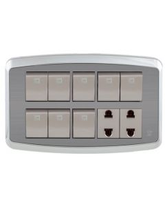 8-switch-+-2-sockets-mac-series-pakistan
