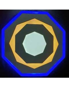 reco-octahedral-blue-ceiling-light
