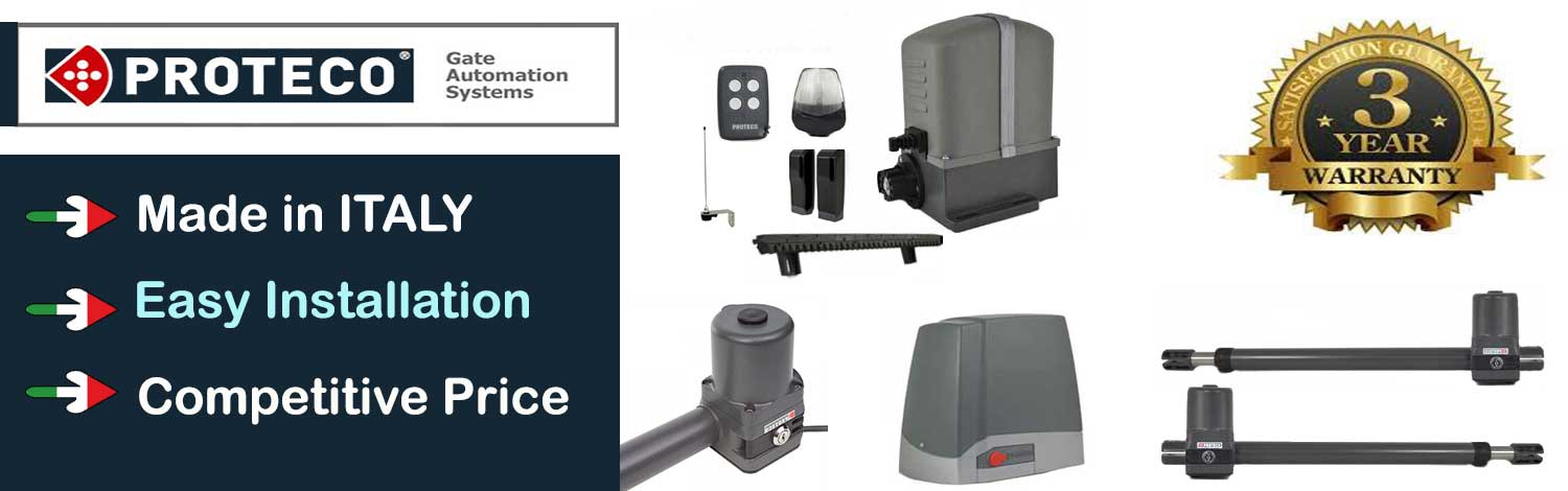 Automatic Gate motors in Pakistan