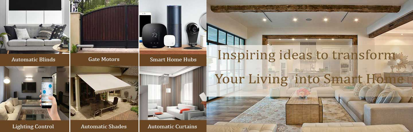Smarth Home products in Pakistan